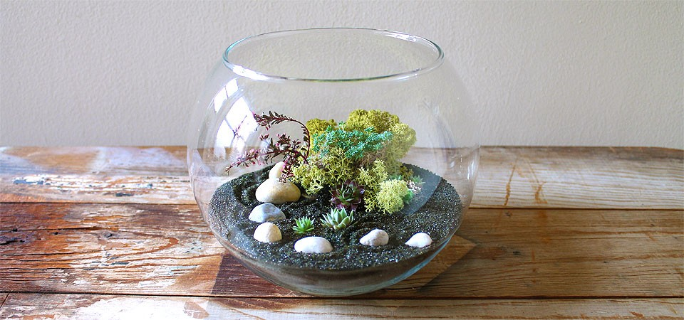 Zen Garden Arrangement